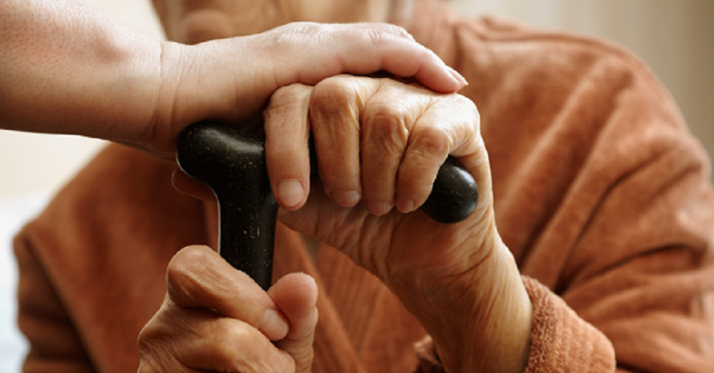 take care of elderly parents in an old age home