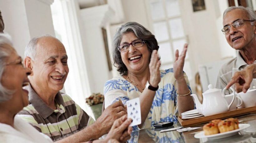What are the reasons for old age homes?