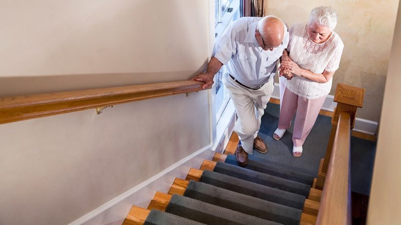 How to adapt a house for older adults?